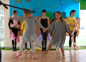 children can learn literacy through the arts of dance, drama and song